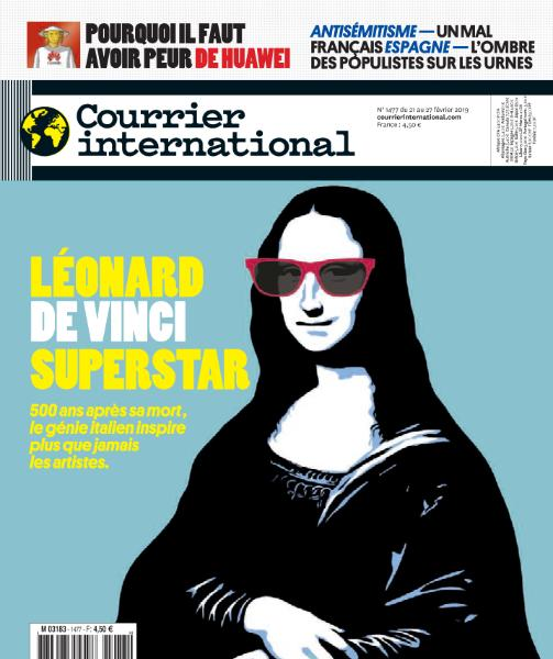 Courrier International  21 Février 2019