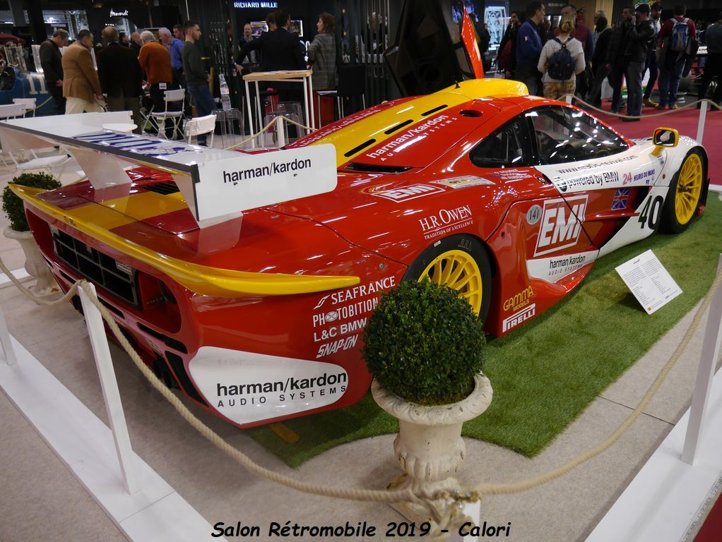 [75] 06-07-08-09-10/02/2019- Salon Rétromobile à Paris - Page 7 Elhx