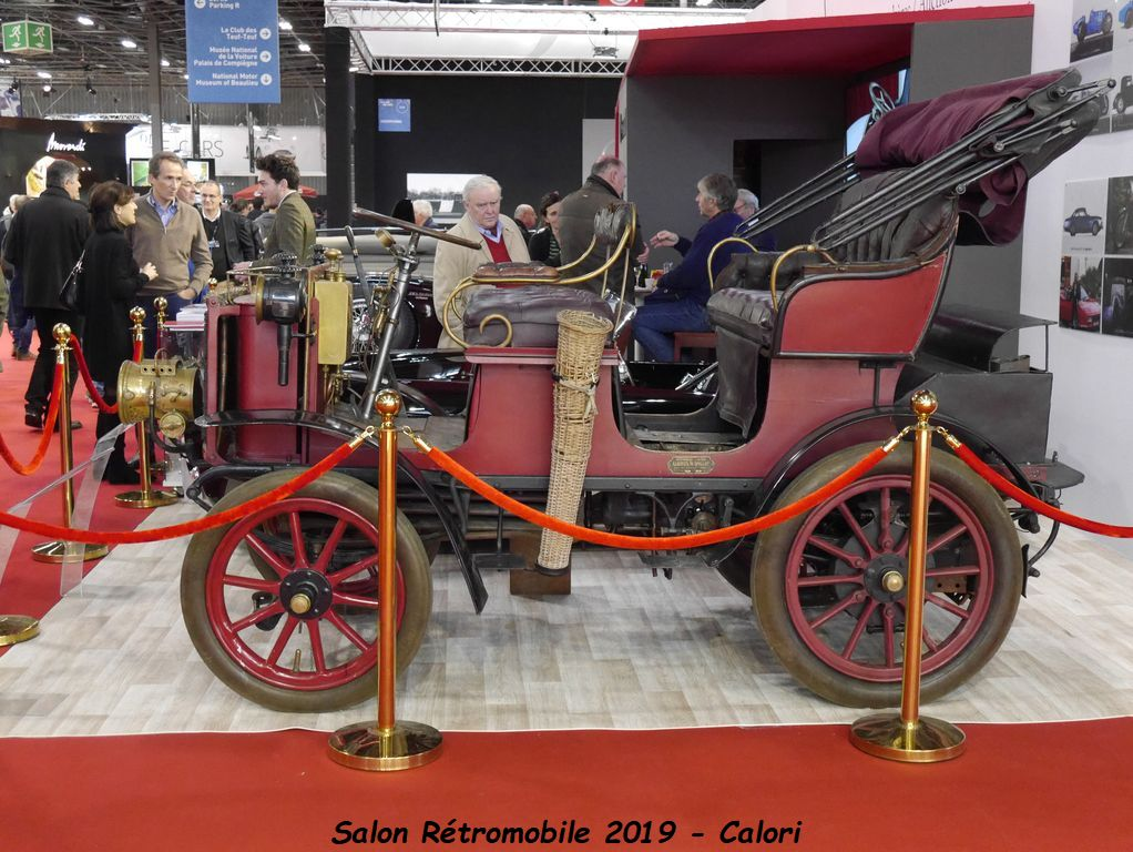 [75] 06-07-08-09-10/02/2019- Salon Rétromobile à Paris - Page 7 I1ev