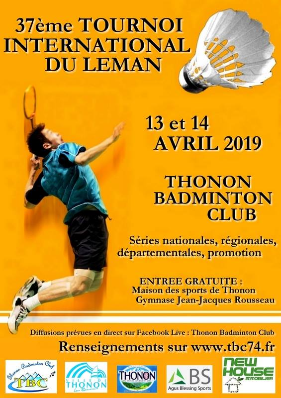 37ème Tournoi International du Léman