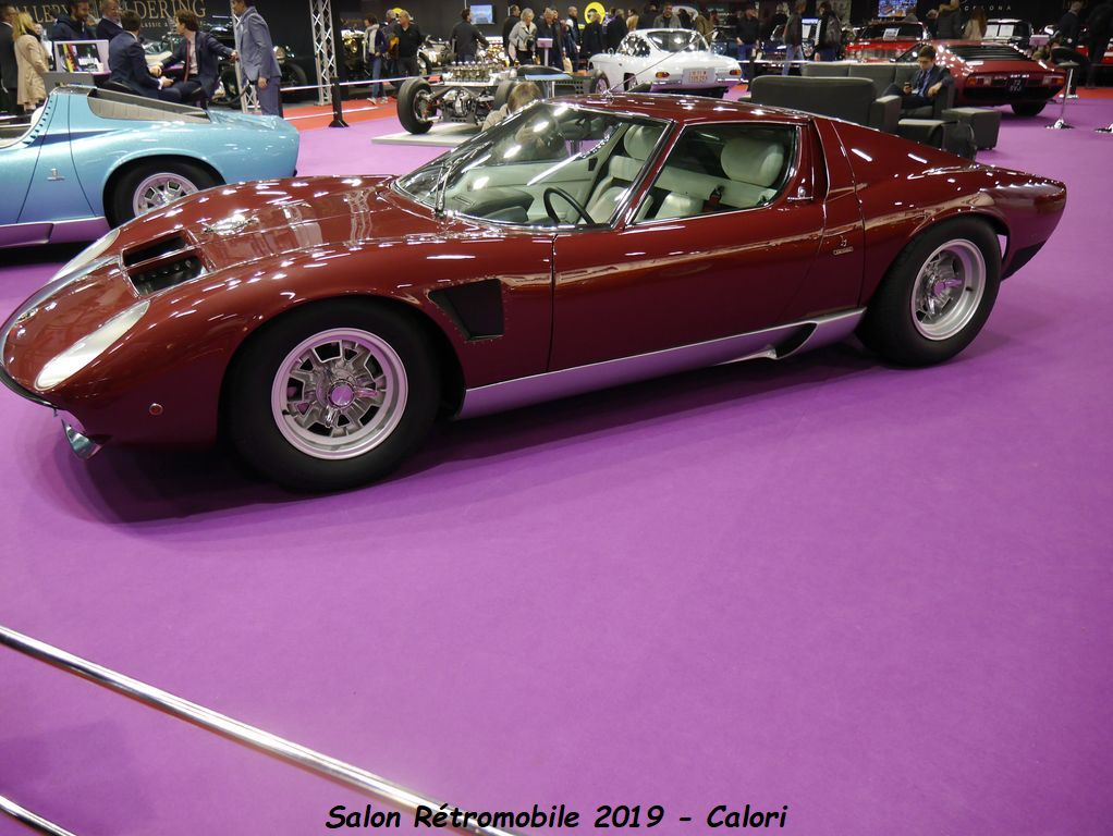 [75] 06-07-08-09-10/02/2019- Salon Rétromobile à Paris - Page 7 Pdke