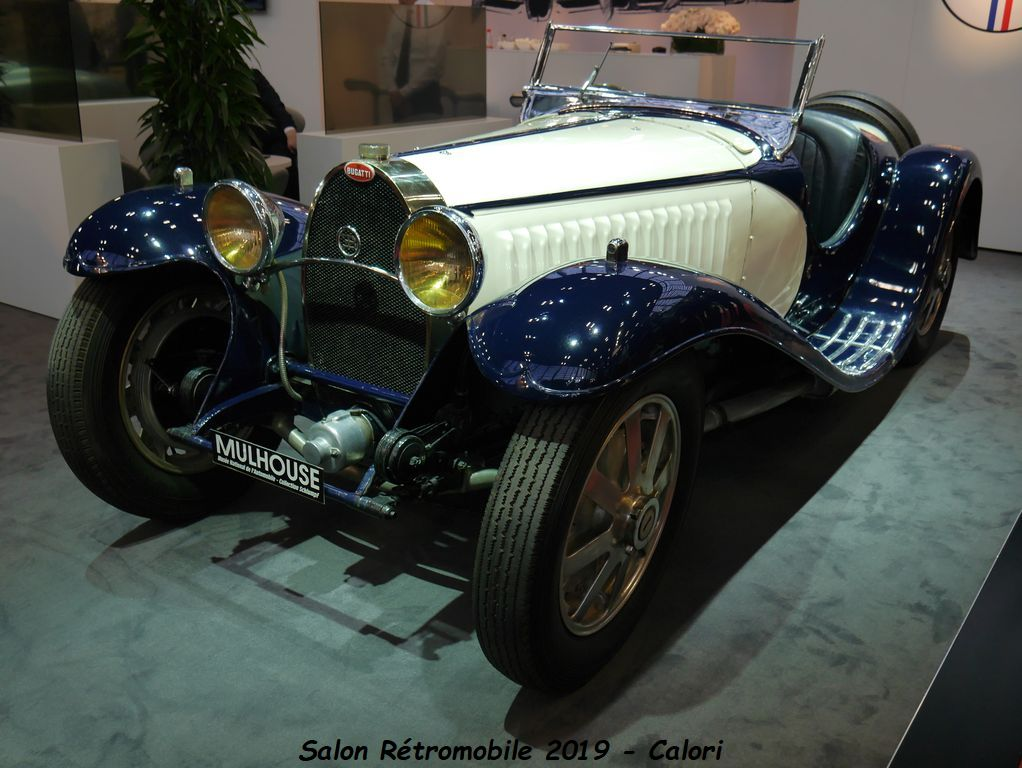 [75] 06-07-08-09-10/02/2019- Salon Rétromobile à Paris - Page 7 Qhq2