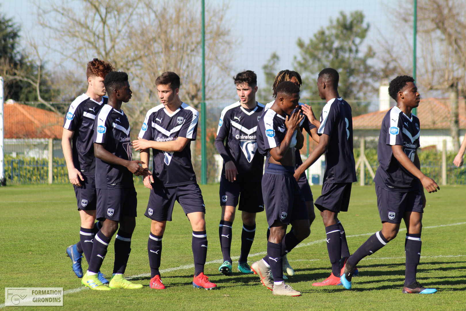 Cfa Girondins : Le groupe pour affronter Torcy - Formation Girondins