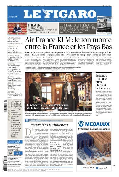 Le Figaro Du Jeudi 28 Février 2019