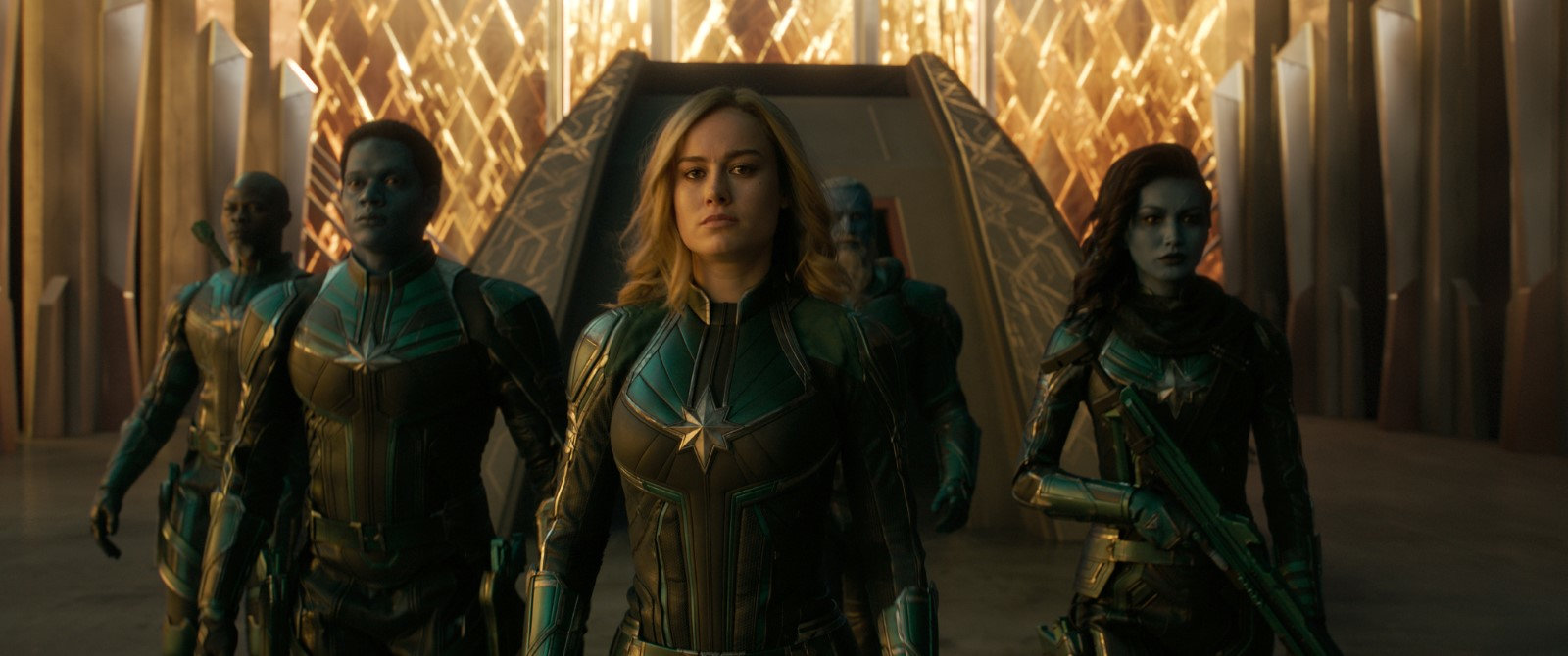 Sorties Ciné : Captain Marvel