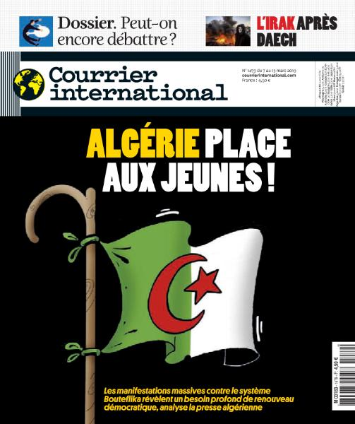 Courrier International Du 7 Au 13 Février 2019