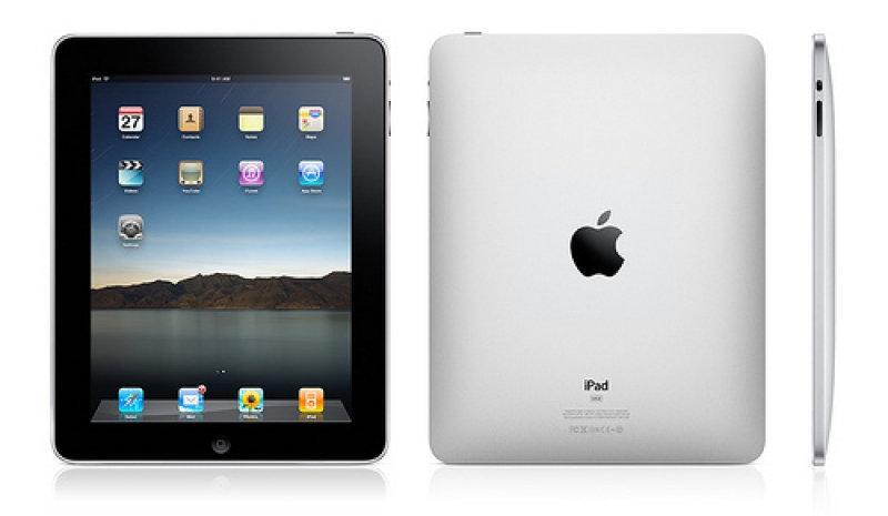 Apple, Tablette tactile, iPad