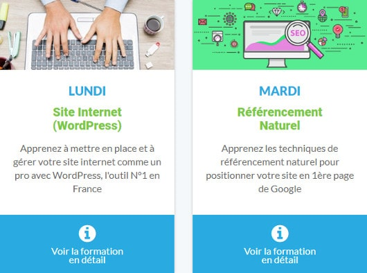 formation wordpress référencement naturel