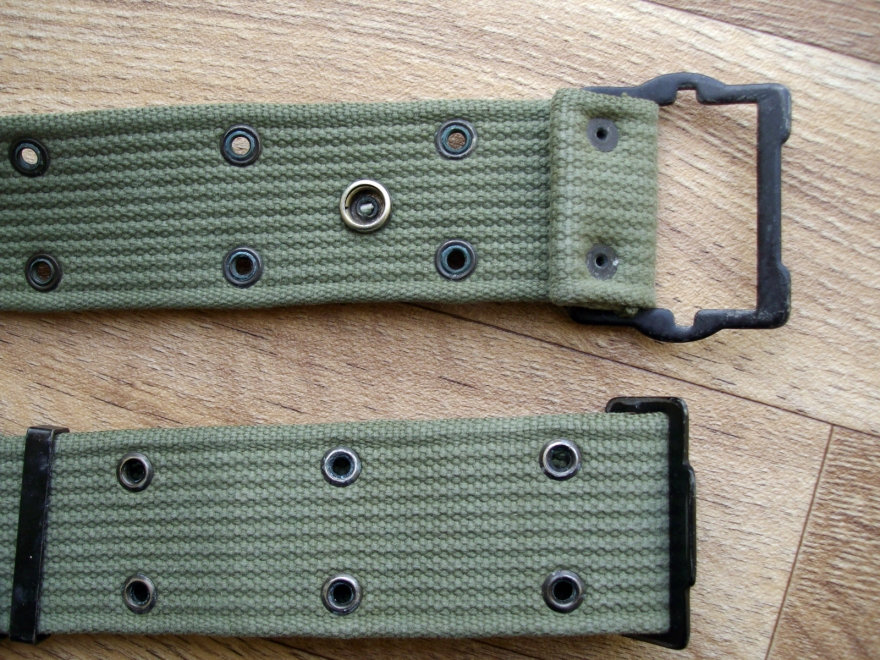 TAP 50/53 pistol belt 9by5