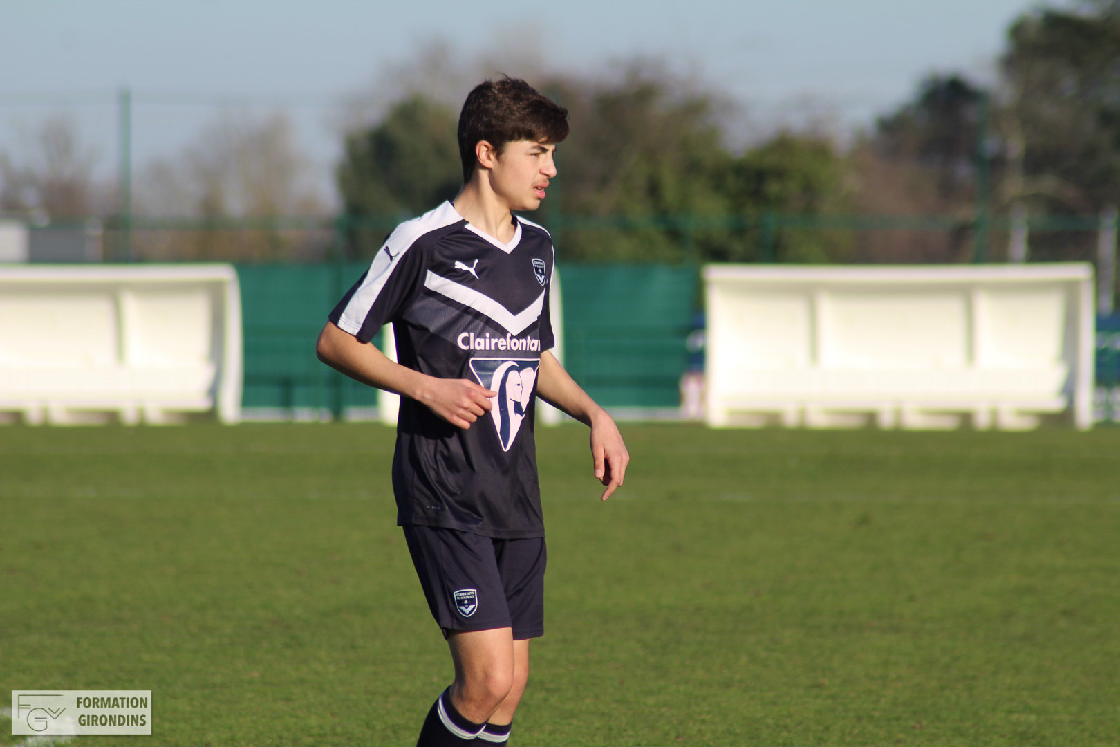Cfa Girondins : Eloigner un concurrent direct - Formation Girondins