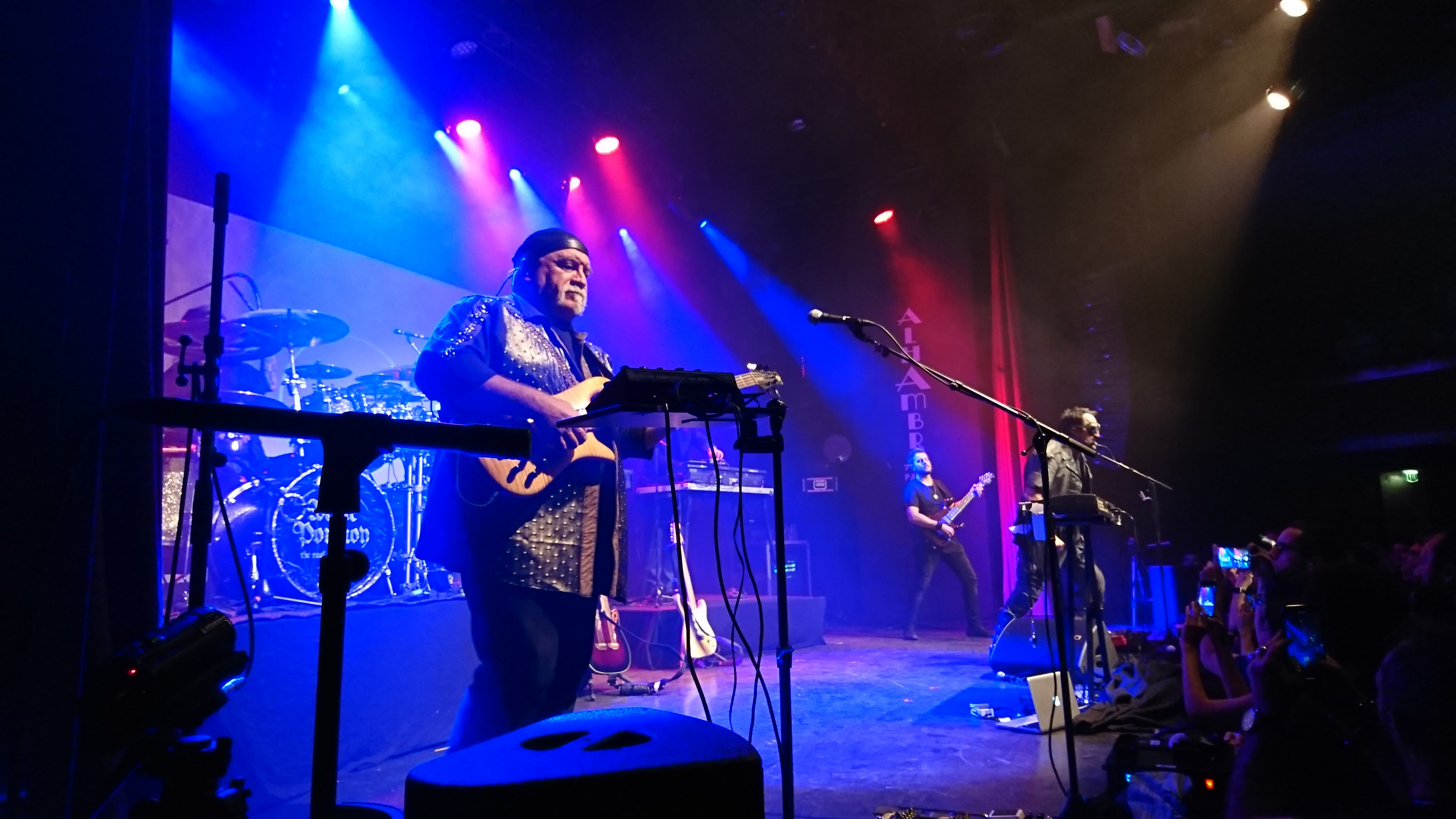 The Neal Morse Band : Alhambra, Paris - 25 mars 2019