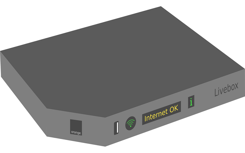 Box internet NAT