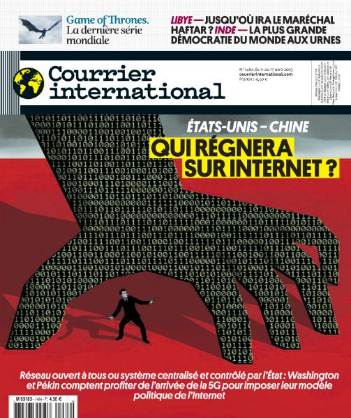 Courrier International Du 11 Au 17 Avril 2019