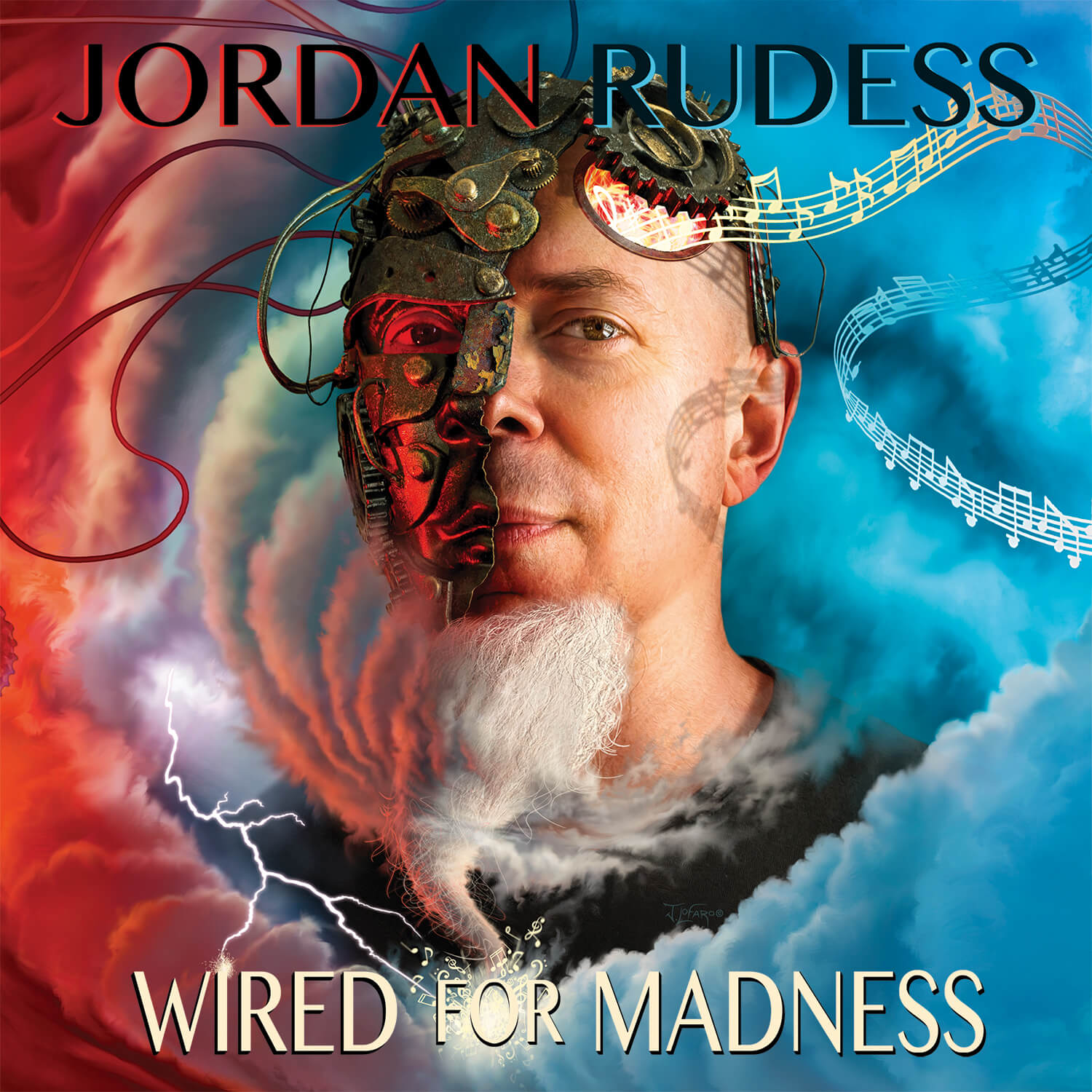Jordan Rudess : Wired For Madness