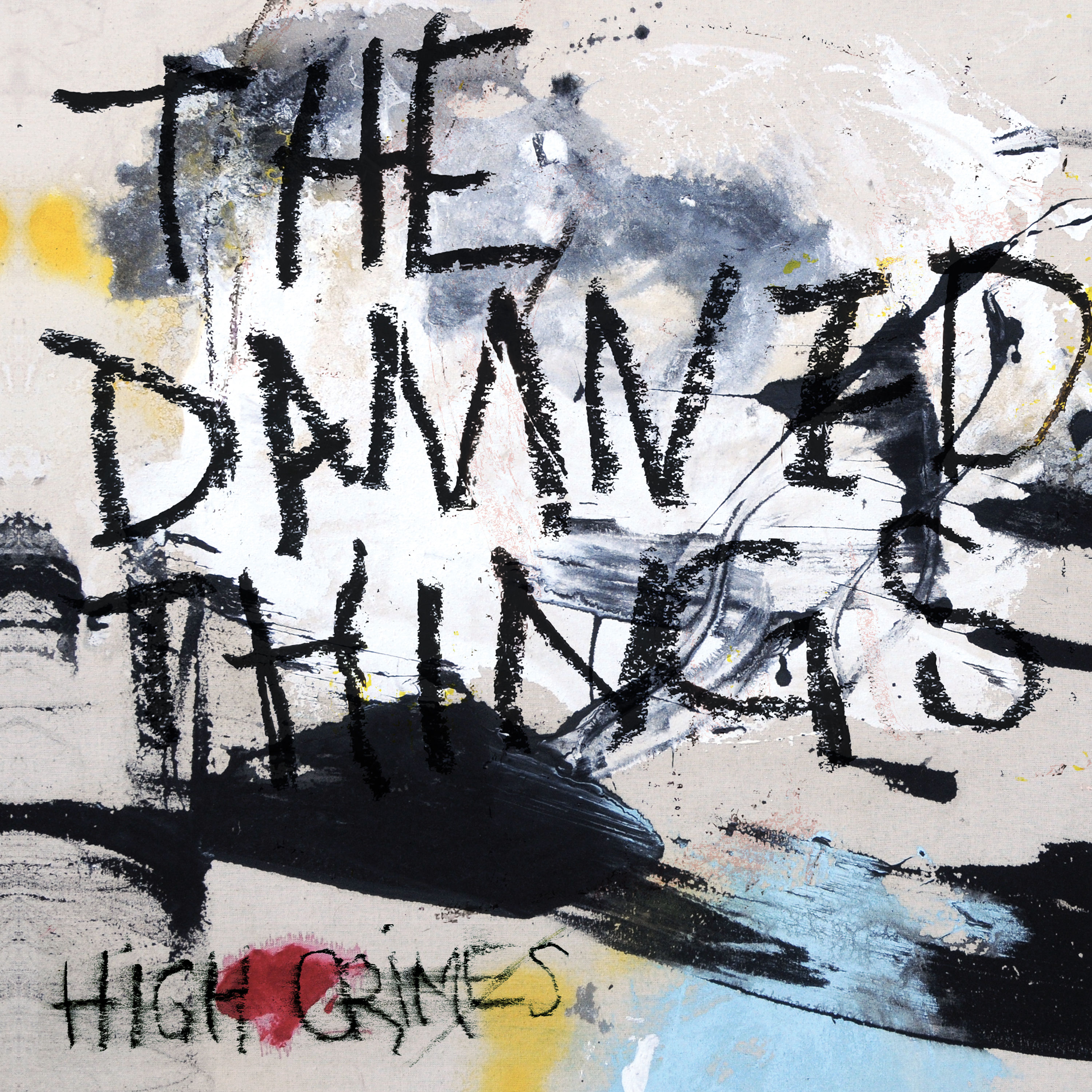 The Damned Things : High Crimes