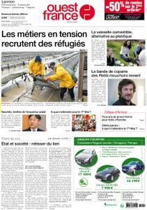 Ouest-France (31 Editions) Du Mardi 30 Avril 2019