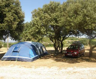 location emplacement camping ardèche