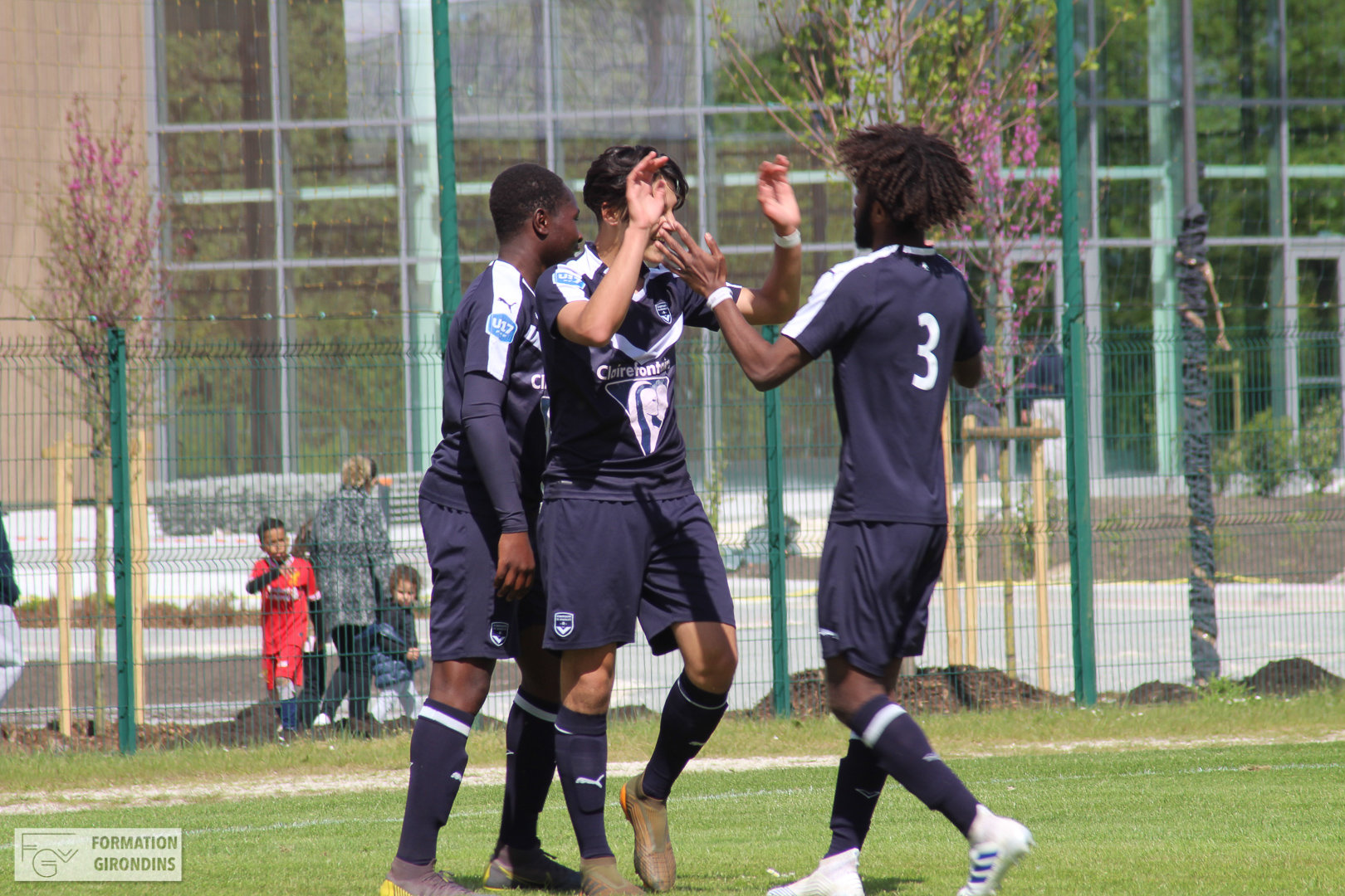 Cfa Girondins : Une belle victoire pour finir - Formation Girondins