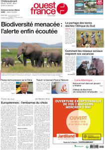 Ouest-France ( 7 Editions)Du Mardi 7 Mai 2019