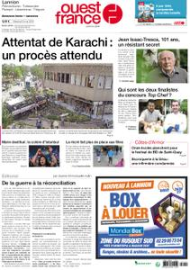 Ouest-France ( 7 Editions) Du Mercredi 8 Mai 2019