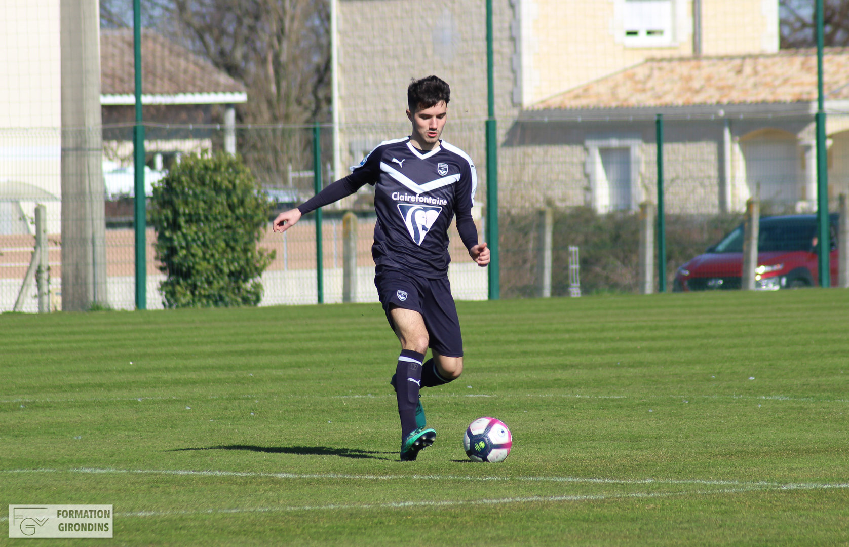 Cfa Girondins : Théo Minard annonce son départ - Formation Girondins