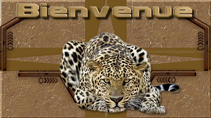 "Logo bienvenue "" Animaux"" As3j"