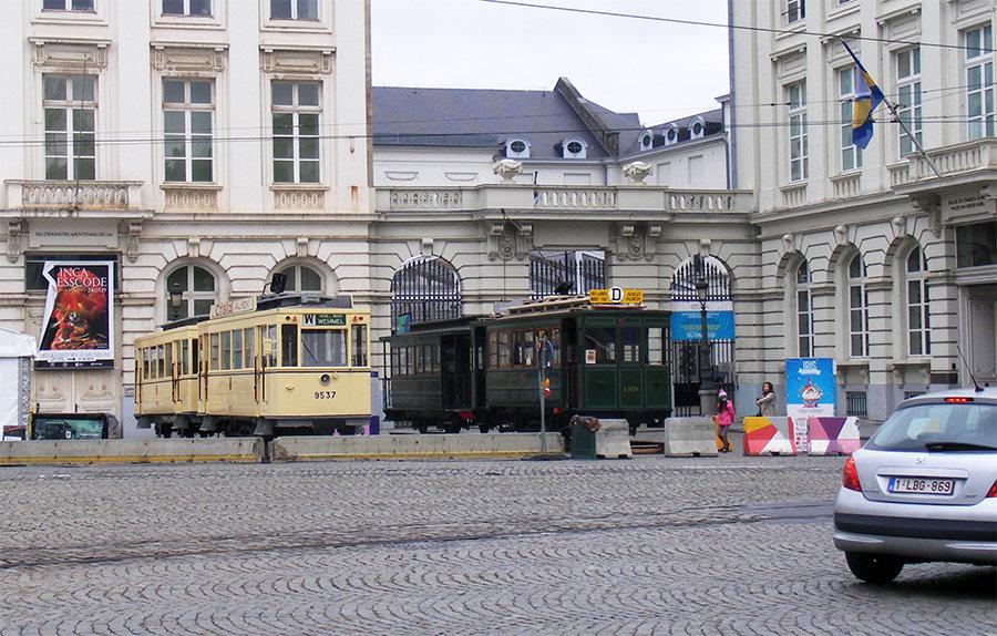 150 ans de tram à Bruxelles - Bonus  Myoo