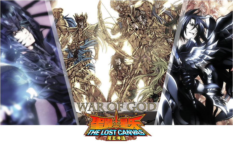 War Of God: Saint Seiya