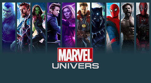 Marvel Univers