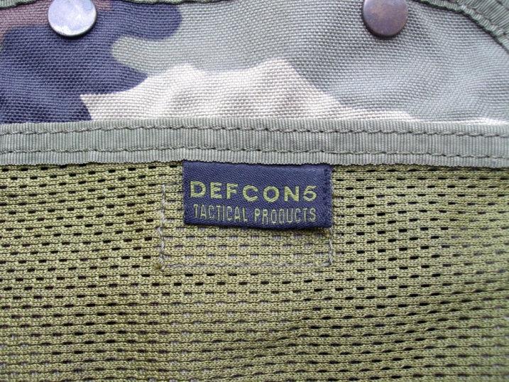 Defcon 5 CCE chest display Z03d