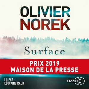 Olivier Norek - Surface