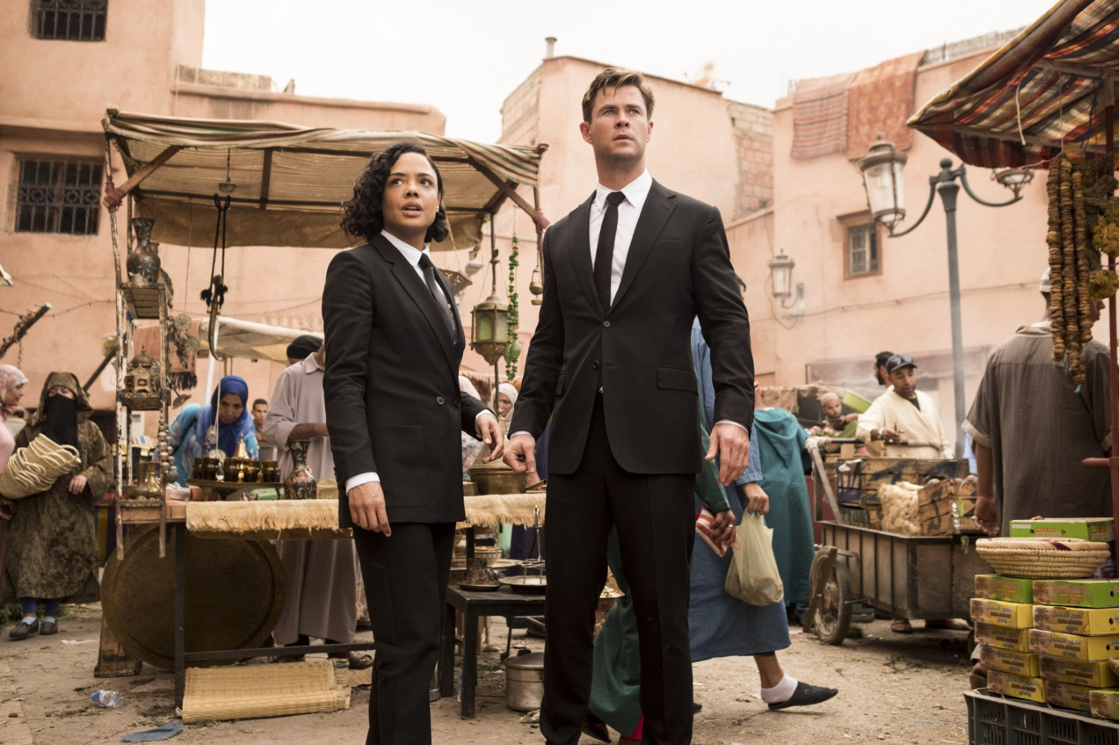 Box Office : Men In Black International