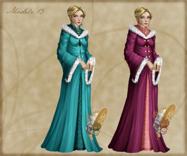 Nouveau catalogue - Dames Wyz5