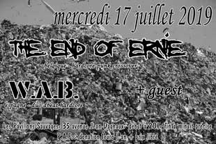 The End Of Ernie @ Toulouse