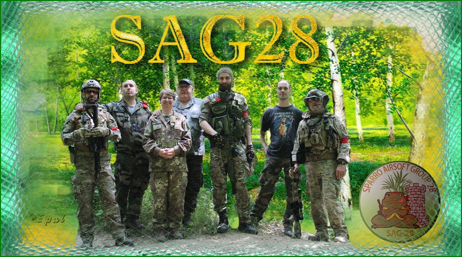 Sparro Airsoft Group 28