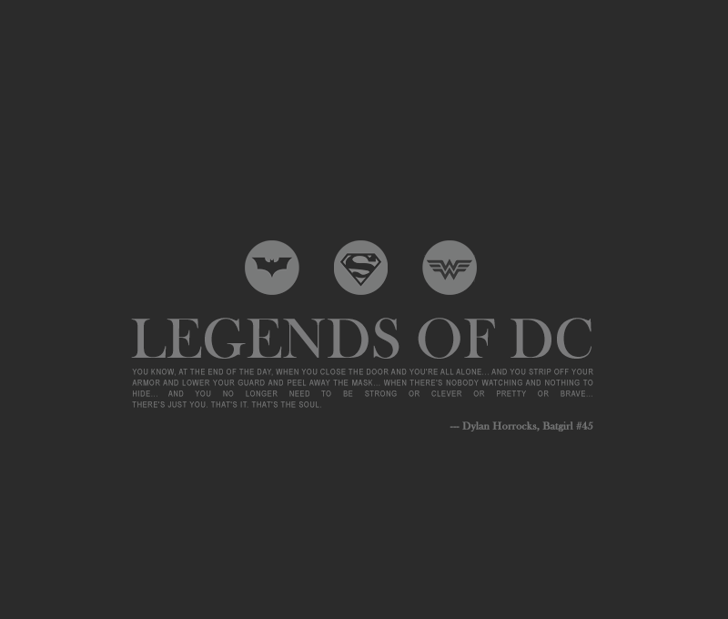 Legends of DC