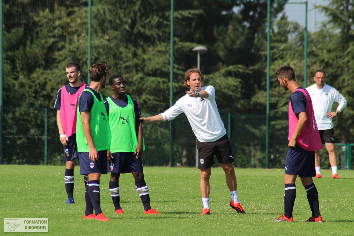 Cfa Girondins : Un match amical en plus, contre Arcachon - Formation Girondins