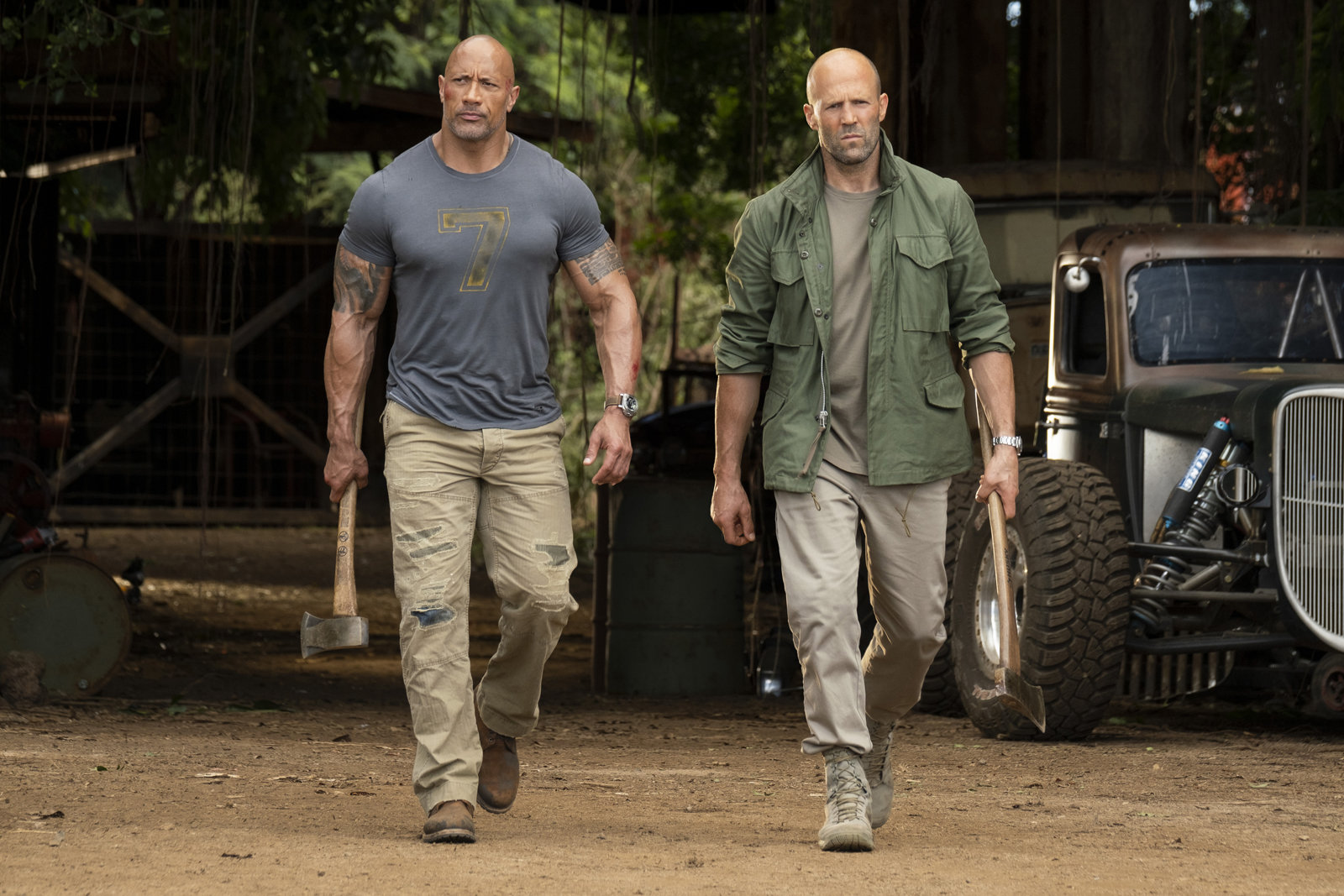 Box Office : Fast & Furious : Hobbs & Shaw