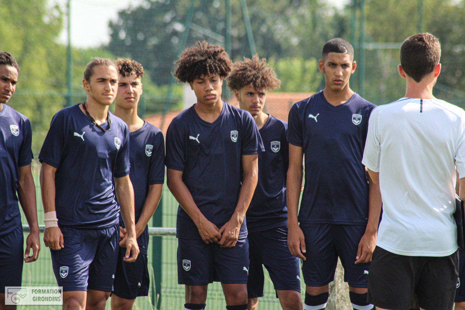 Cfa Girondins : Premier match amical demain - Formation Girondins