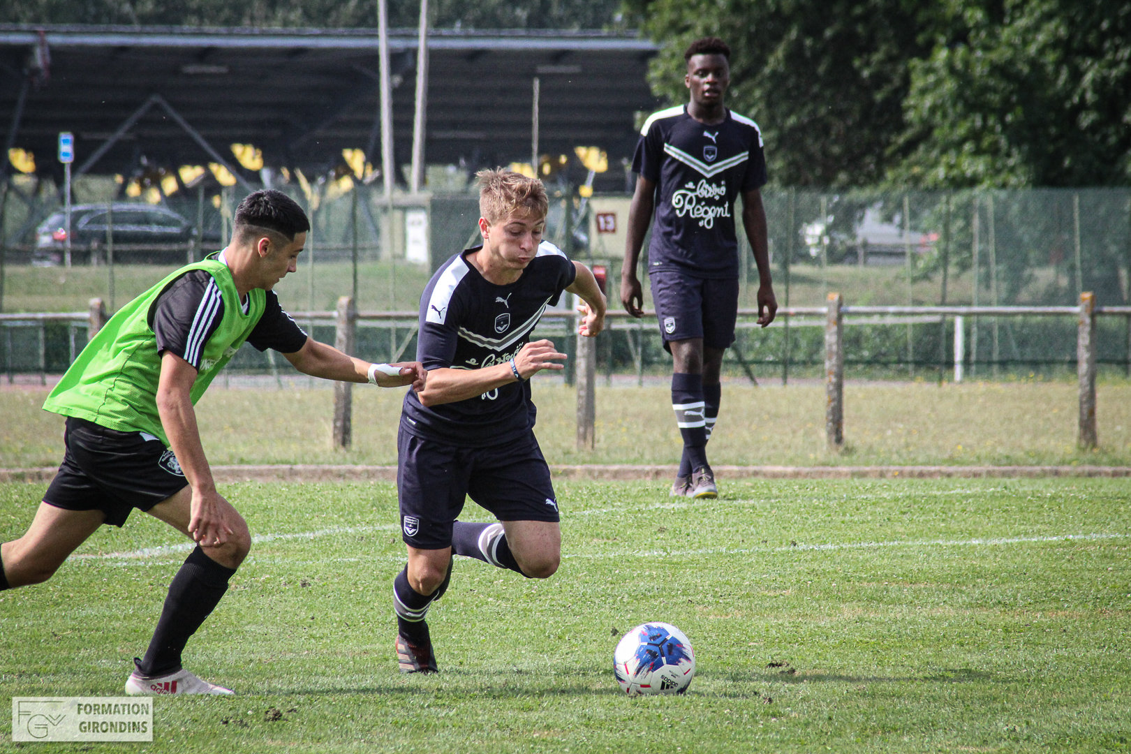 Cfa Girondins : Double confrontation amicale contre Toulouse - Formation Girondins