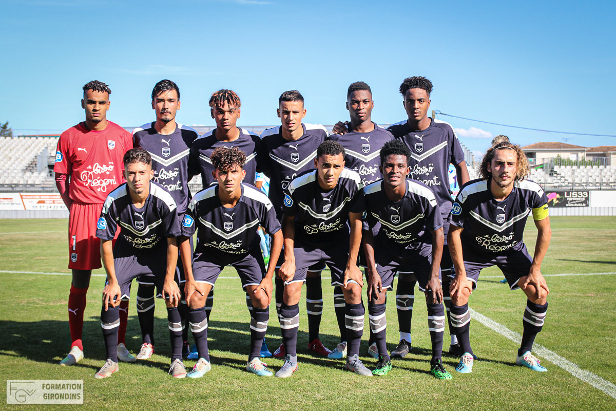 Cfa Girondins : Une victoire pour commencer ! - Formation Girondins