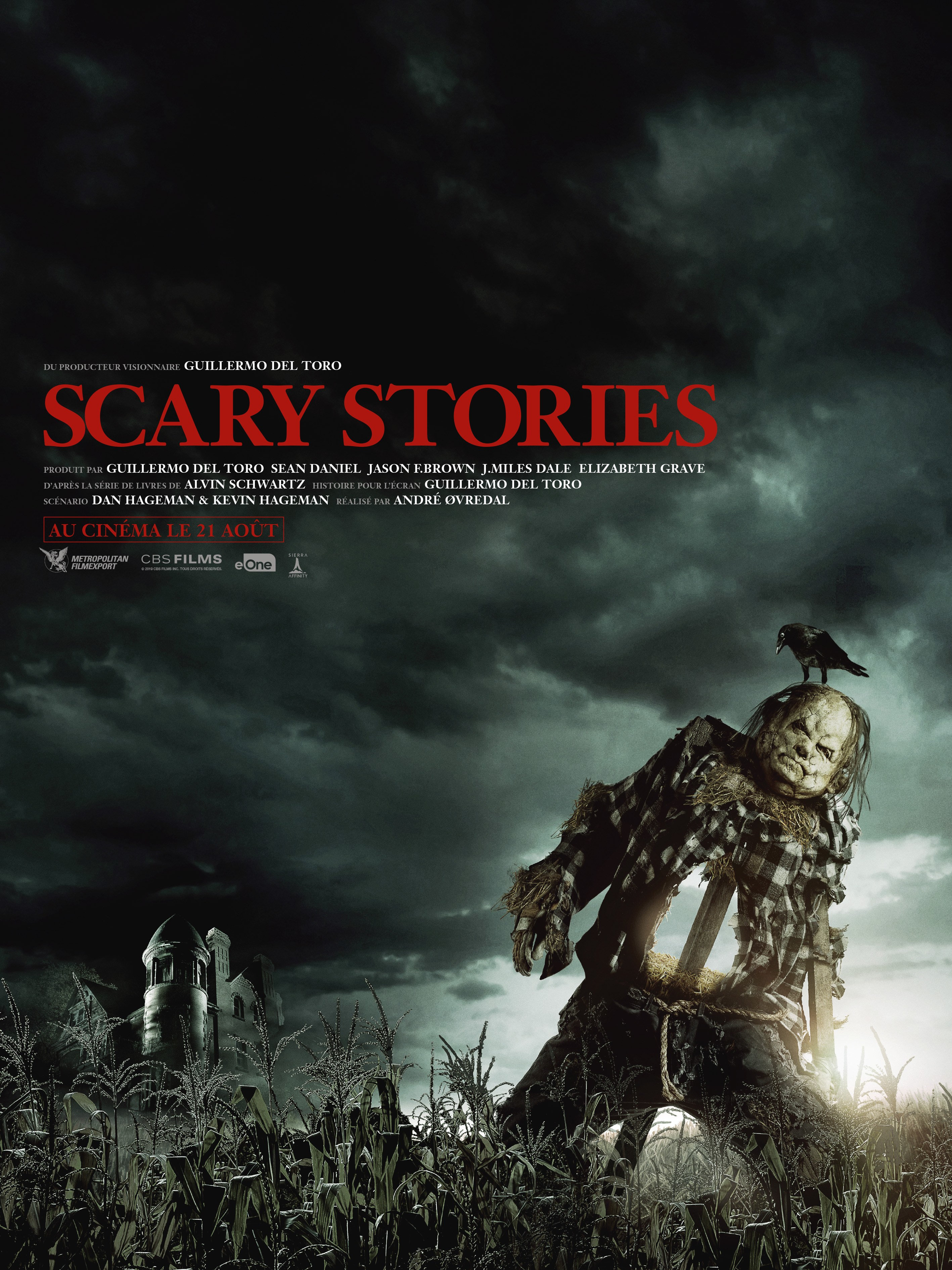 Sorties Ciné : Scary Stories