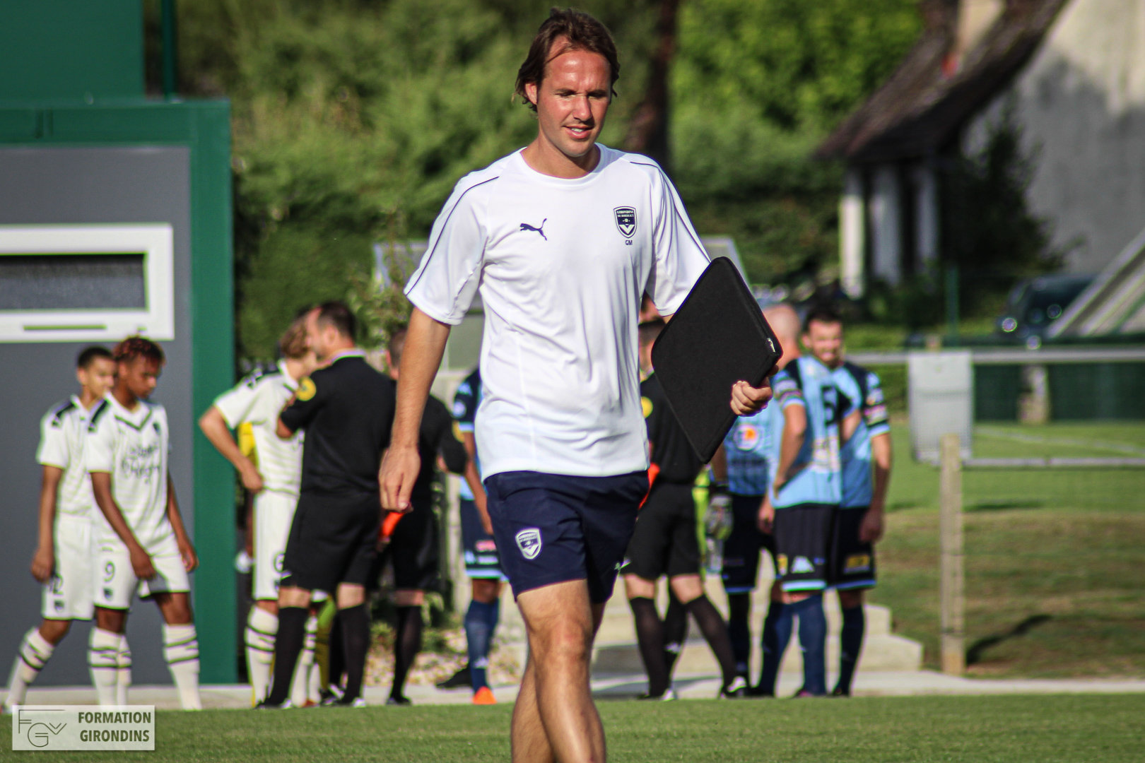 Cfa Girondins : Le programme complet des matchs amicaux - Formation Girondins