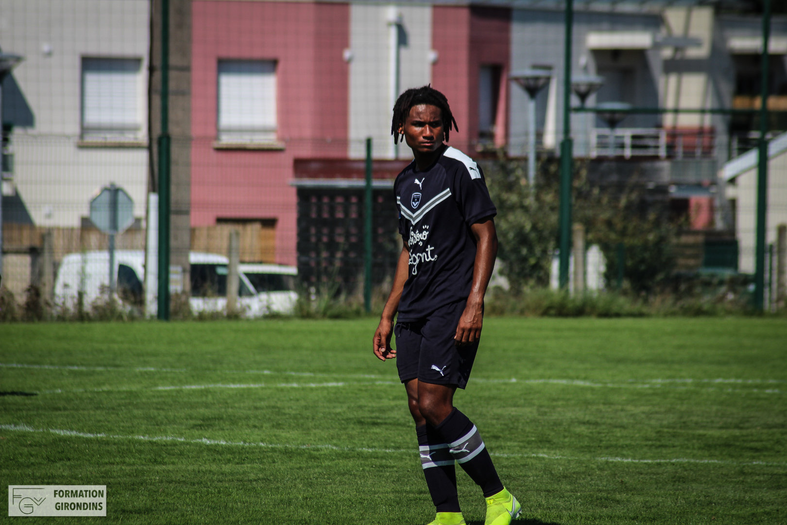 Cfa Girondins : Une victoire pour commencer - Formation Girondins