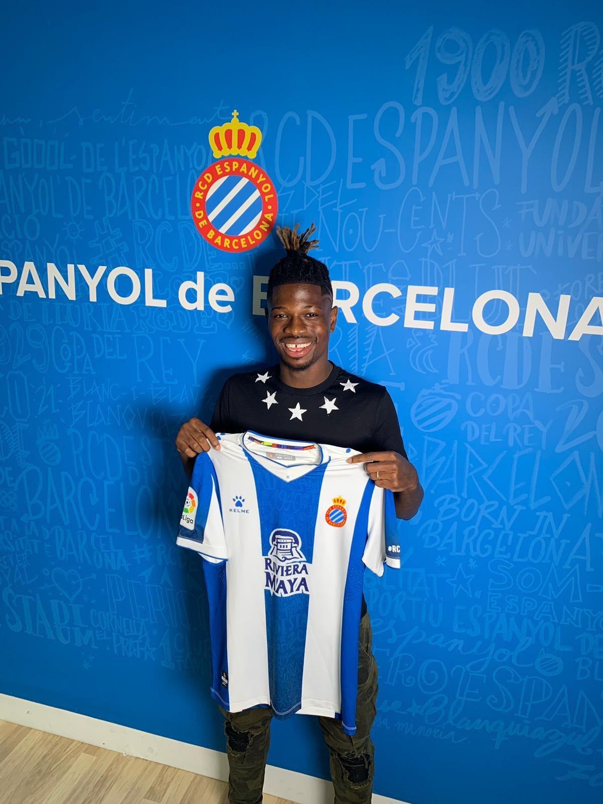 Cfa Girondins : Kévin Soni prêté à l'Espanyol Barcelone - Formation Girondins