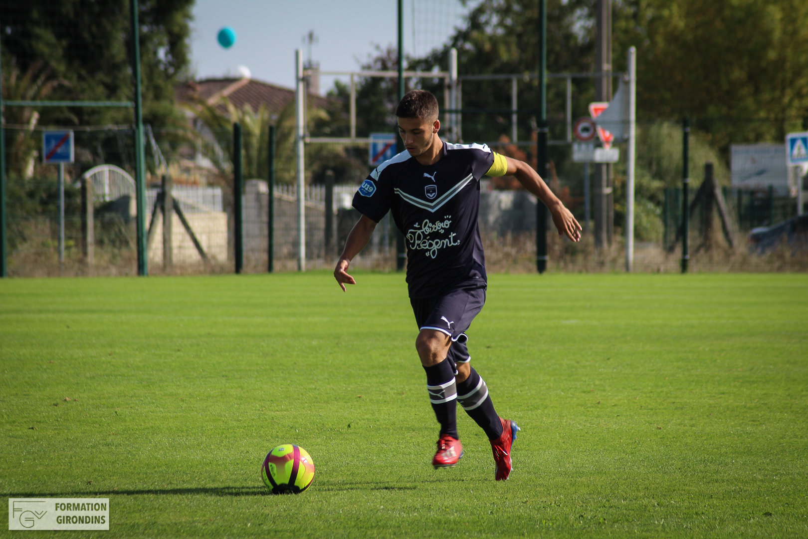 Cfa Girondins : Premier revers pour les Girondins contre Angers - Formation Girondins