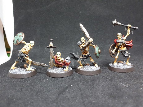 [VENDU] WH Underworld Shadespire + 2 factions 7tn7