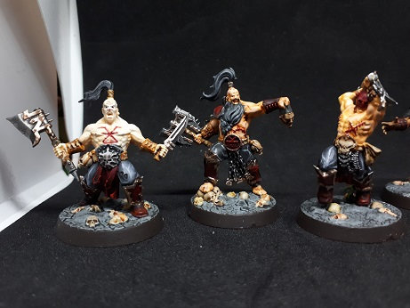[VENDU] WH Underworld Shadespire + 2 factions A40z