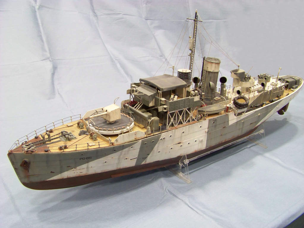 flower Class corvette h.m.c.s Snowberry 1/72 Kdji