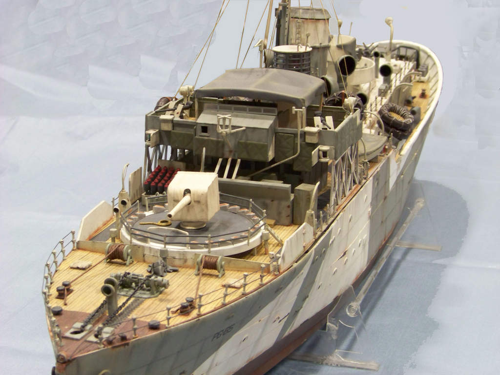 flower Class corvette h.m.c.s Snowberry 1/72 Vrfy